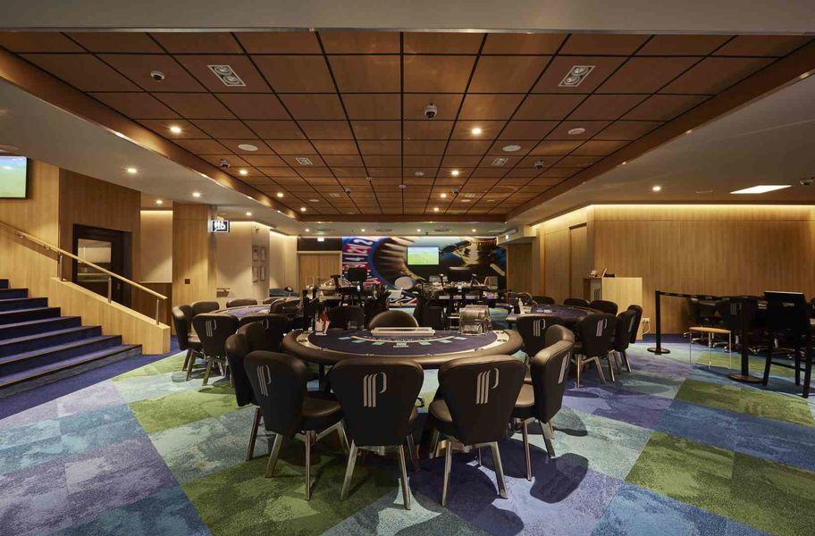 Grand Hotel du Casino Dieppe - Groupe Partouche Casino espace jeux