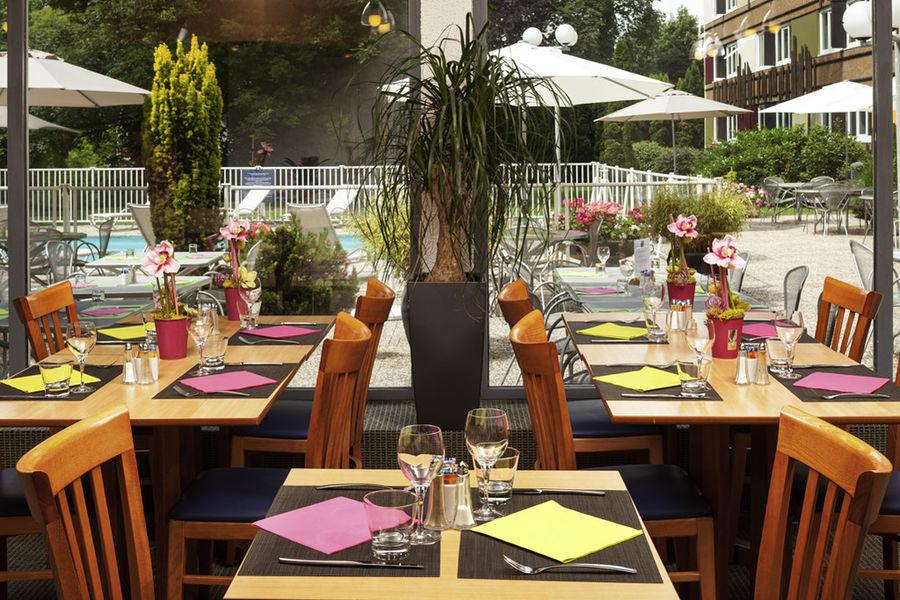 Ibis Style Besançon Restaurant