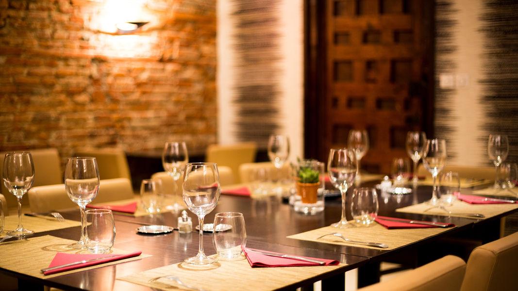 Grand Hôtel D'Orléans *** Repas en salon privé