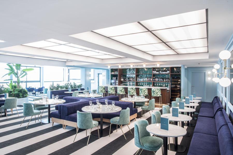 Grand Hotel du Casino Dieppe - Groupe Partouche Restaurant
