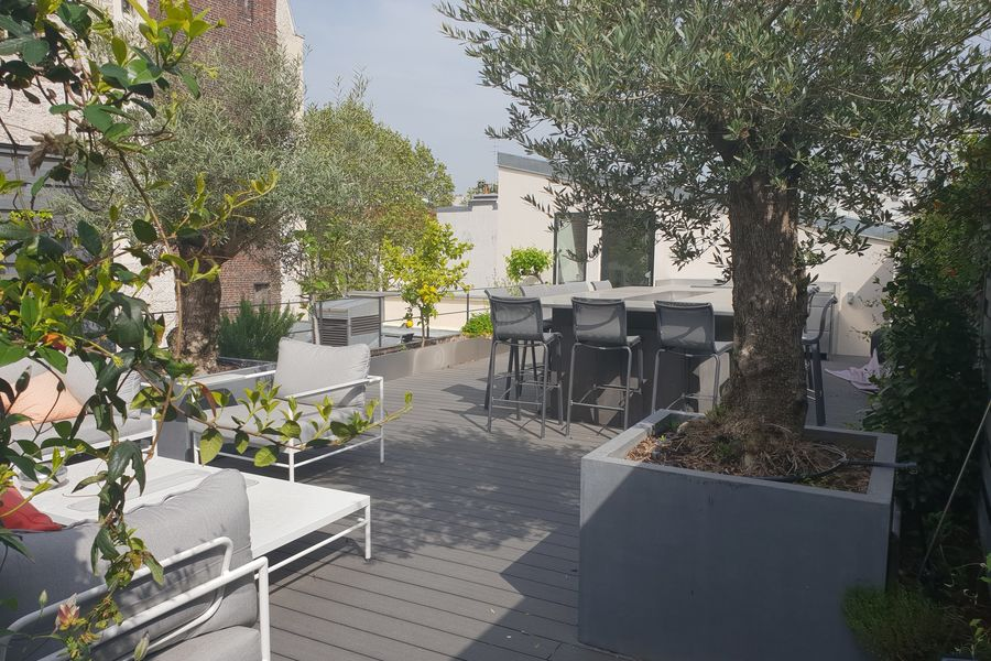 Le Gymnase Co-Working La Terrasse Rooftop