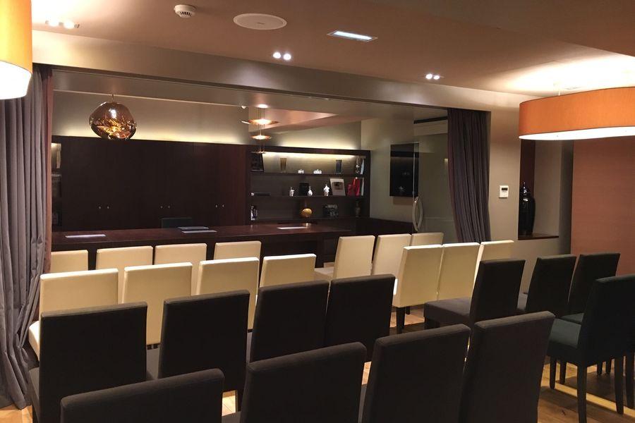 Hôtel Armoni Paris *** Salle Brixton format classe