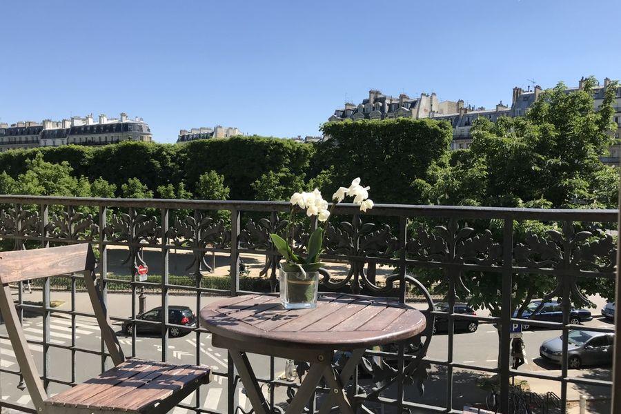 L'OBSERVATOIRE Balcon terrasse