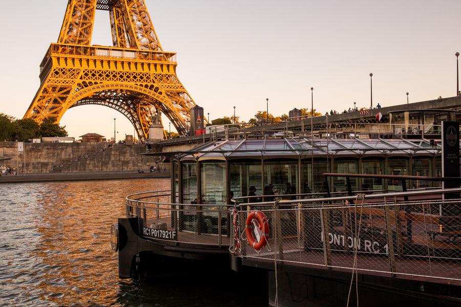 Ducasse sur Seine Croisière