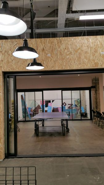 The Sun Project Et si on osait le ping pong