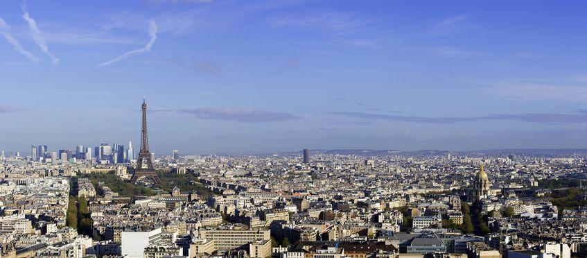 Vue du Pullman Paris Montparnasse