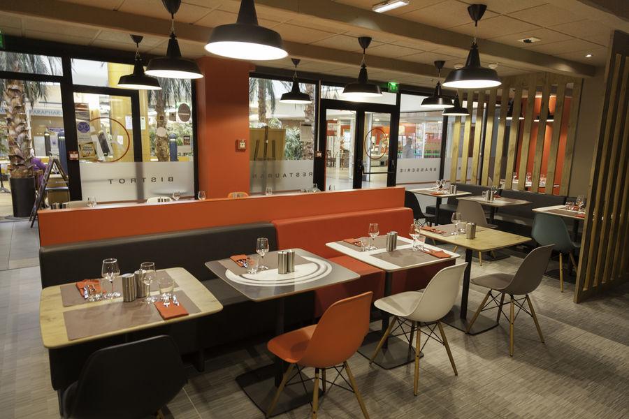 IBIS Lorient Centre Gare Restaurant
