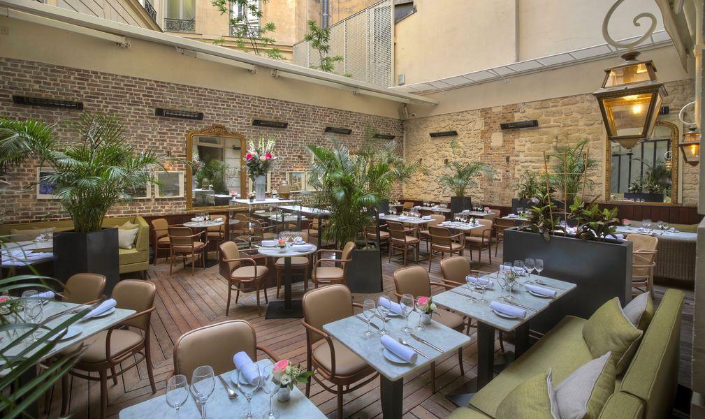Patio Opéra Terrasse en forùmat restaurant