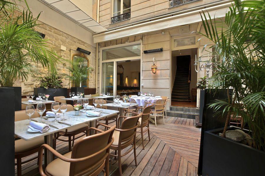 Patio Opéra Terrasse format restaurant