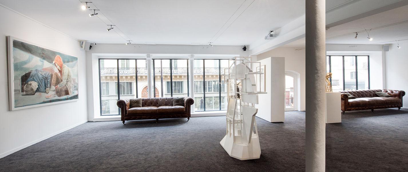 Patio Opéra Studio-loft, galerie d'art