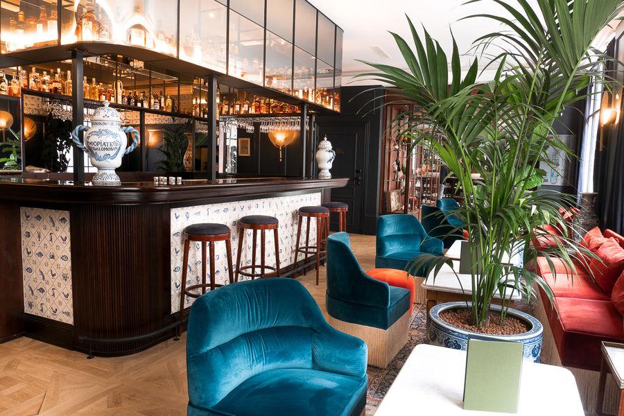 Hotel Montecristo Bar 1802