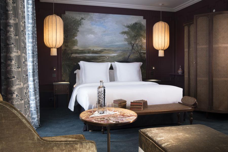 Hotel Montecristo Chambre