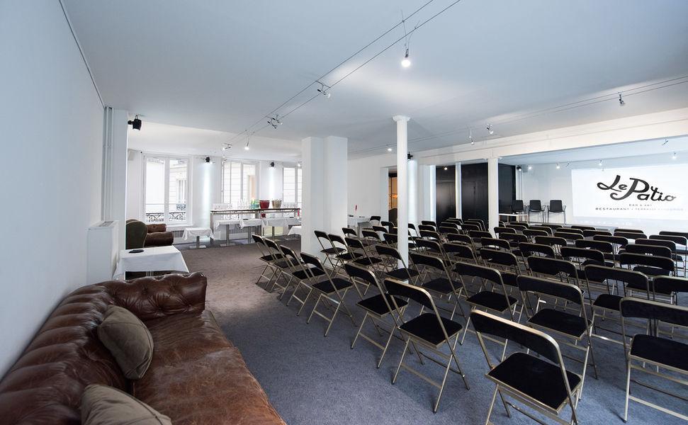 Patio Opéra Studio-loft, format réunion