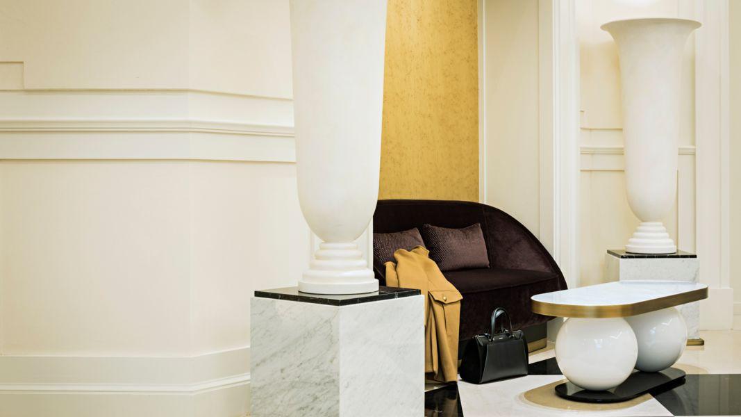 Le Scribe Paris  lobby