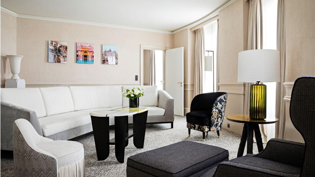 Le Scribe Paris  Suite