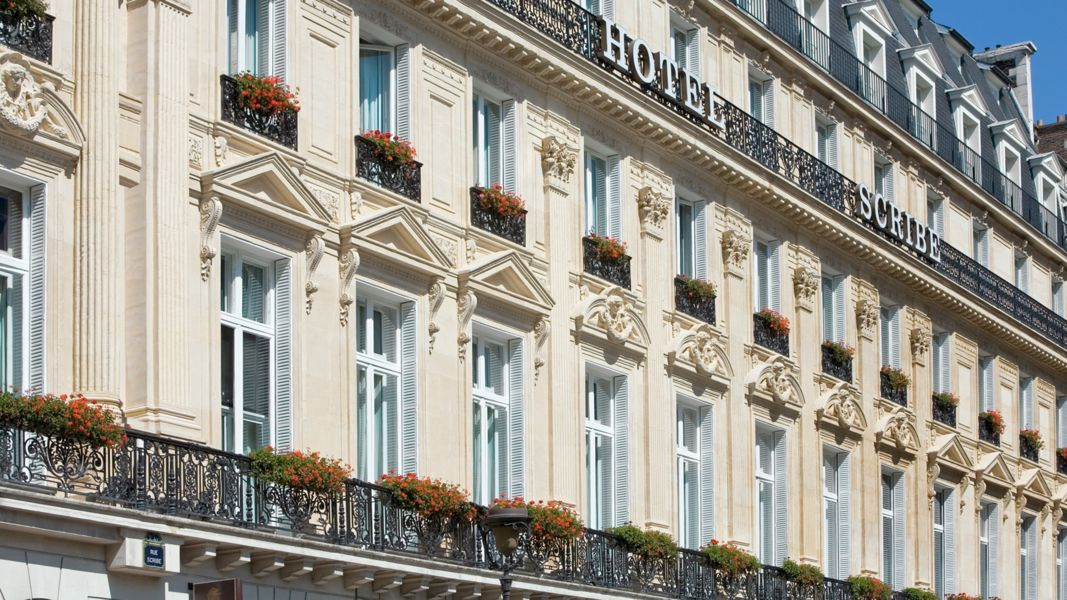 Le Scribe Paris  Le Scribe Paris