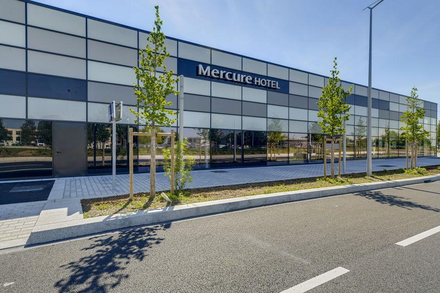 Mercure Paris Orly Tech Airport **** Entrée