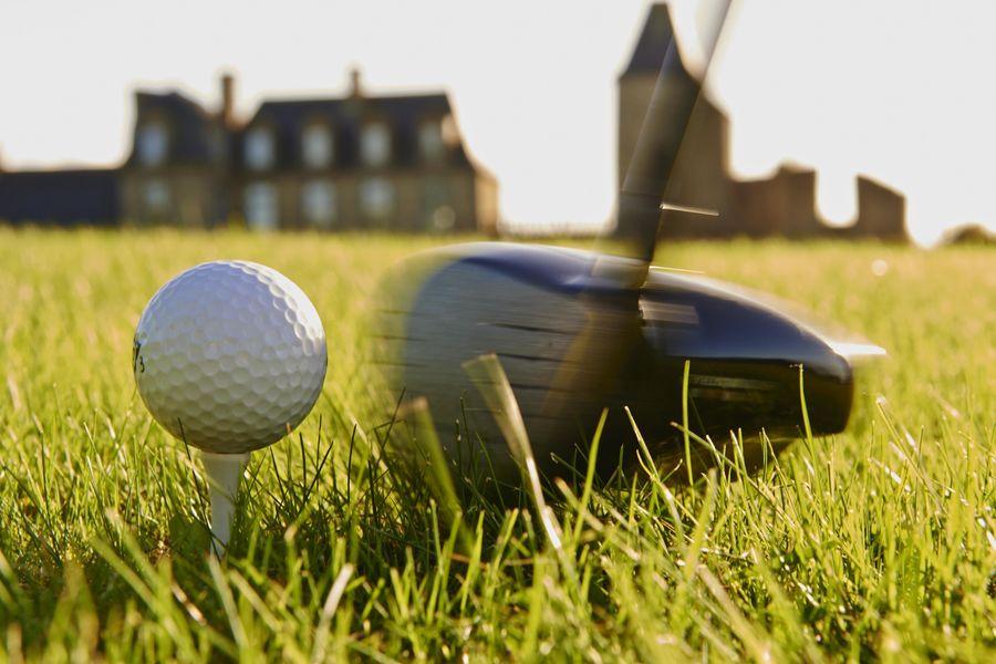 Château du Bois Guy **** Le Golf