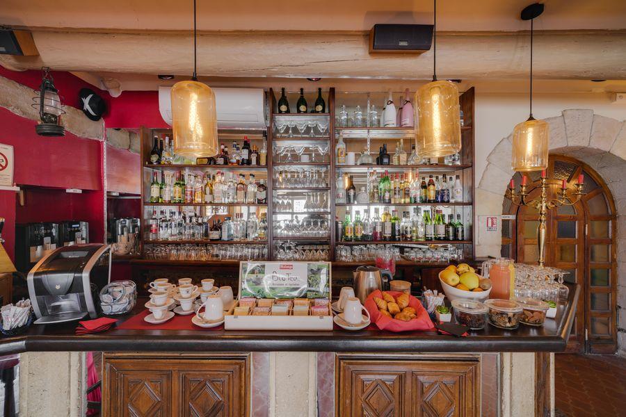 Club du Vieux Port - Salon privés Bar