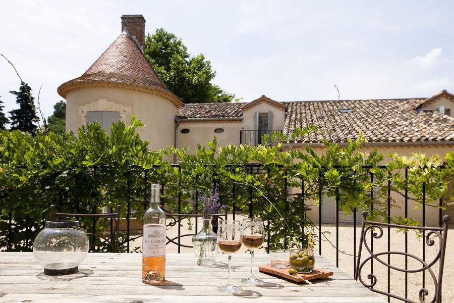 Château Les Carrasses **** 3