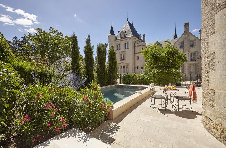 Château Les Carrasses **** 4