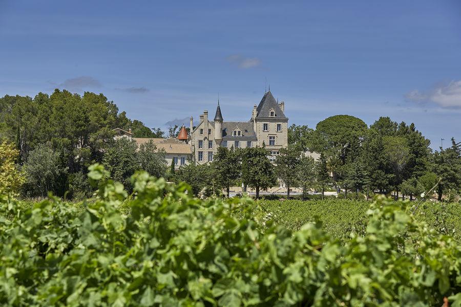 Château Les Carrasses **** 7