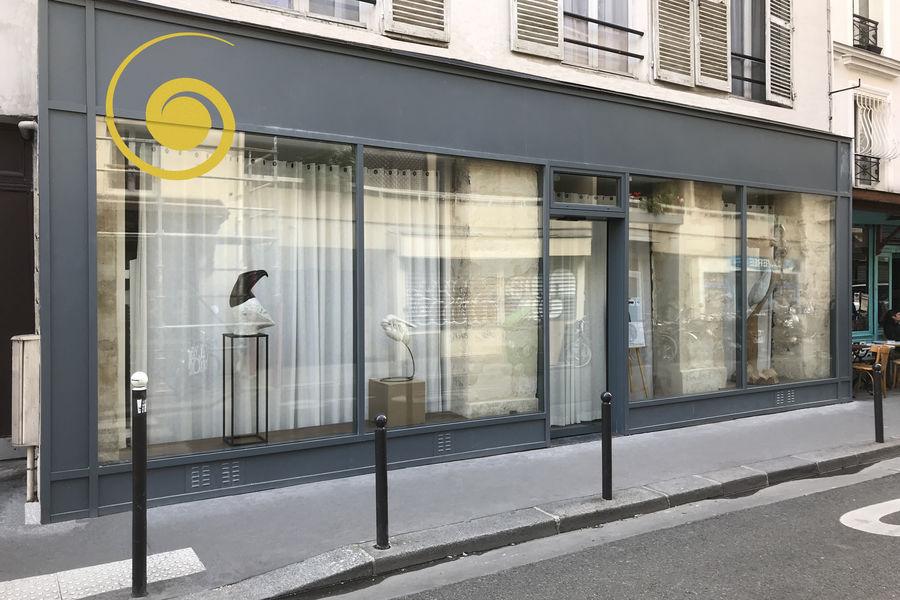 Artworkers Galerie de 10M sur la rue de la Folie-Mericourt