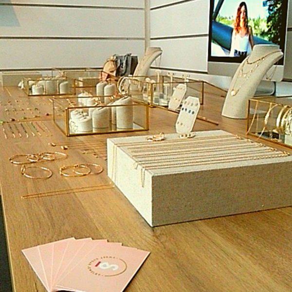 Otaf Charonne Exemple d'une privatisation d'Otaf Charonne, par une créatrice de bijoux, pour pop-up store, en week-end.