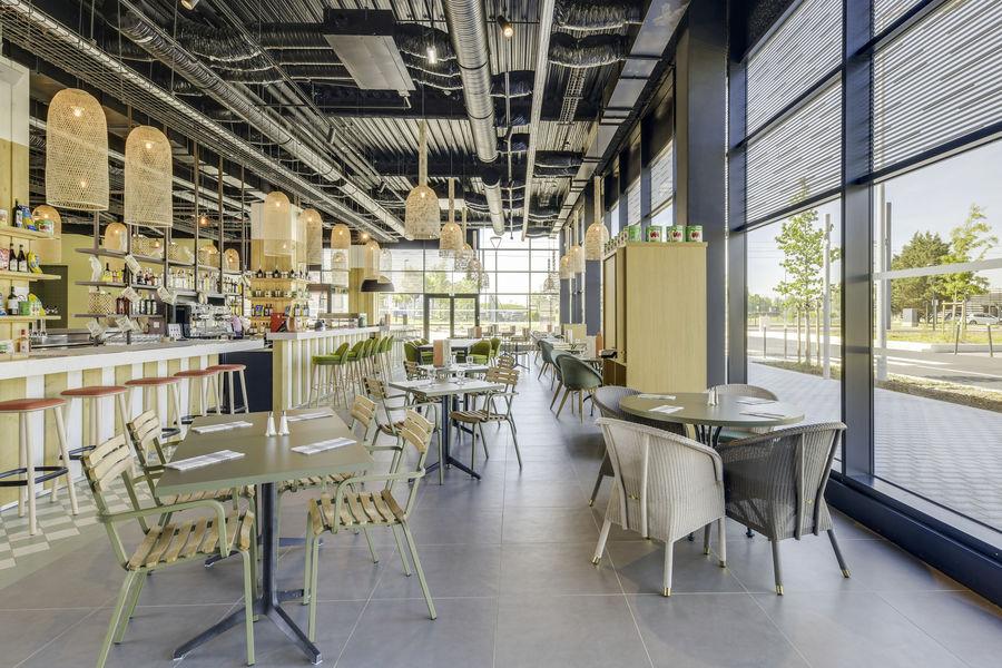 Mercure Paris Orly Tech Airport **** Restaurant