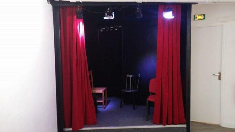 Certalys La scène du théâtre