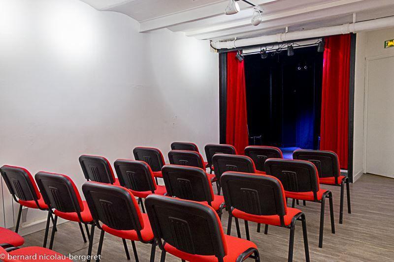 Certalys La salle de théâtre