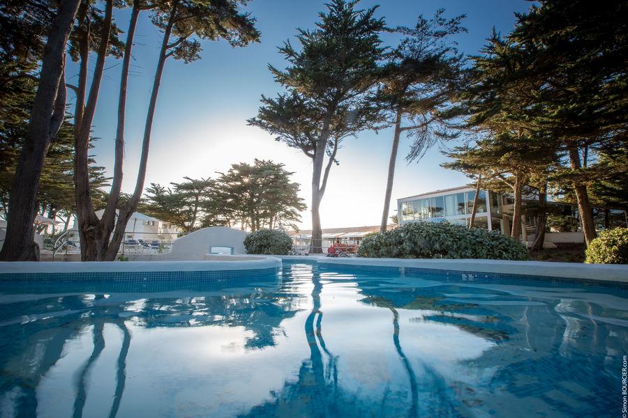 Hotel Punta Lara**** EXTERIEUR  PISCINE