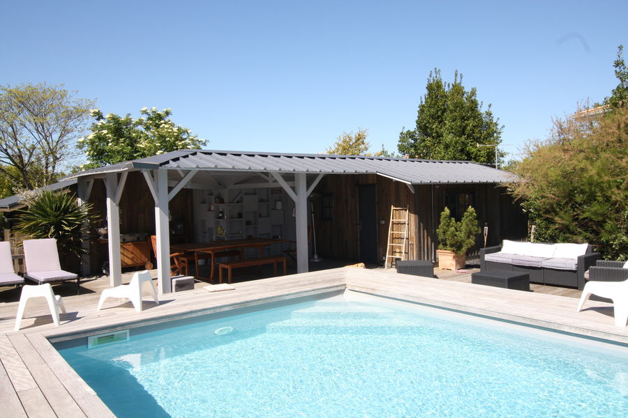 Cosy Workplace, La Maison des Pins Jardin et piscine
