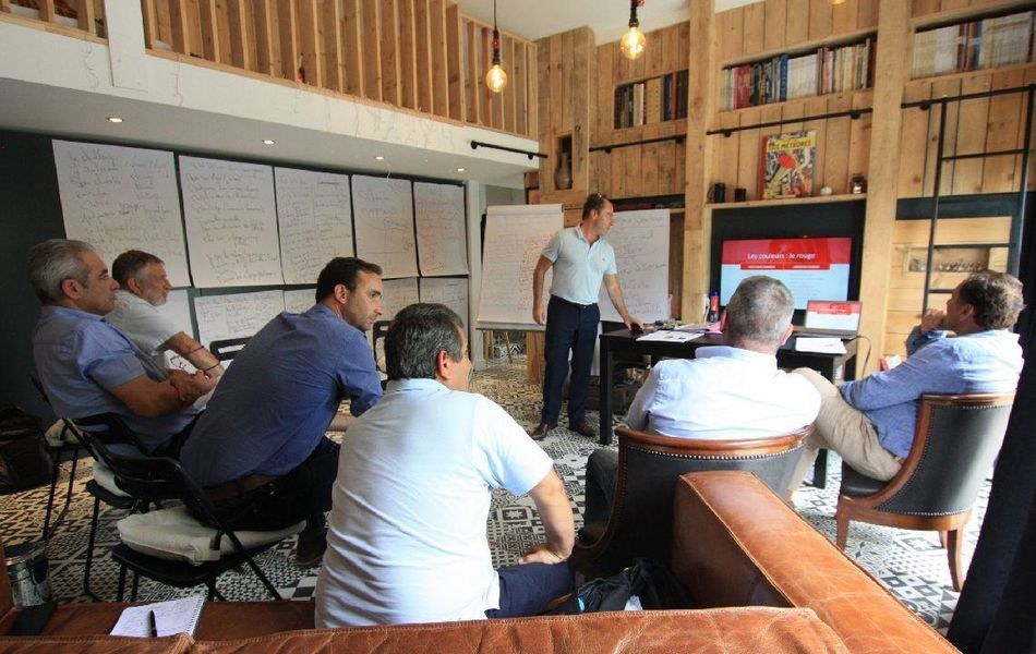 Cosy Workplace, La Maison des Pins Formation Lodi Frais