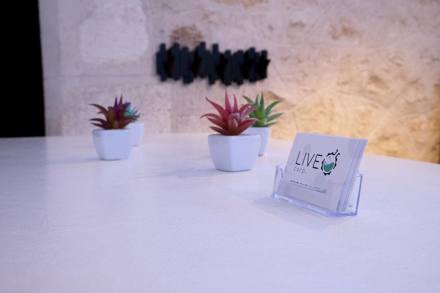 LIVE Corp LIVE Corp. le lieu idéal pour vos événements d'entreprise