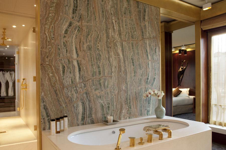 Park Hyatt Paris-Vendôme ***** Suite Vendôme Bathroom