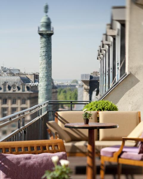 Park Hyatt Paris-Vendôme ***** Terrasse