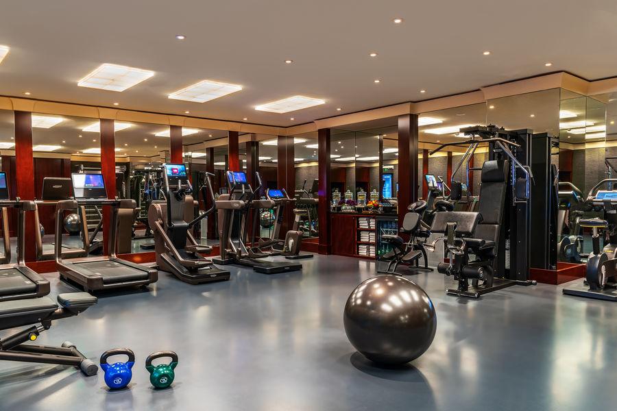 Park Hyatt Paris-Vendôme ***** Spa fitness center