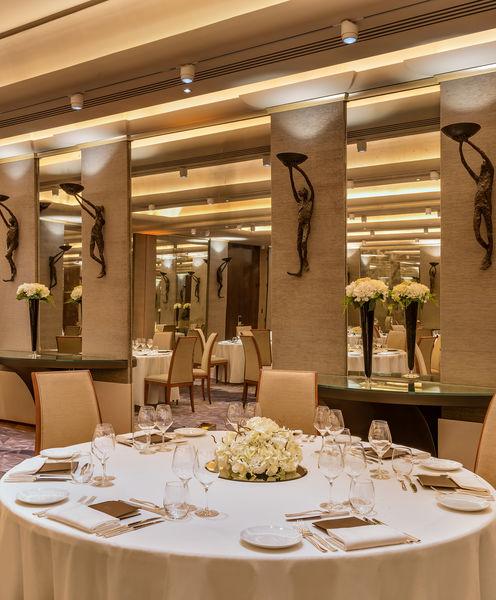 Park Hyatt Paris-Vendôme ***** Améthyste Banquet Verticale