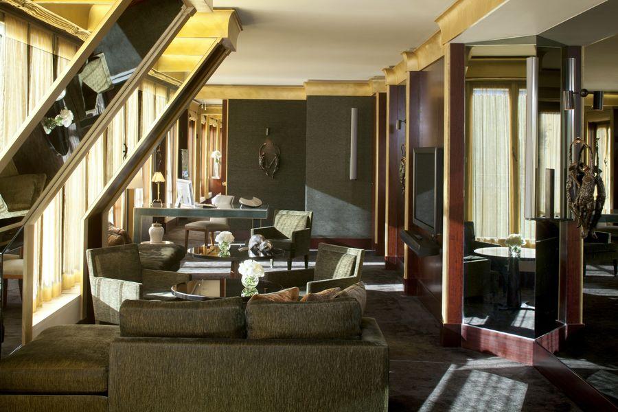 Park Hyatt Paris-Vendôme ***** Suite Vendôme