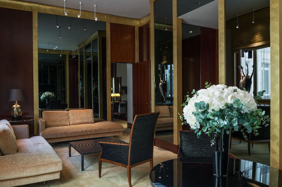 Park Hyatt Paris-Vendôme ***** Diplomatic Suite