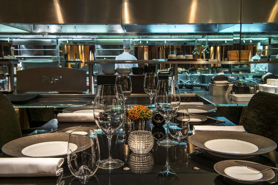 Park Hyatt Paris-Vendôme ***** Pur' Table Chef