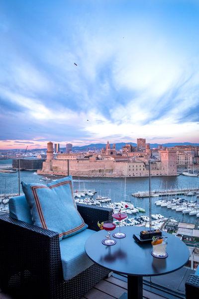 Sofitel Marseille le Vieux Port ***** Sofitel Marseille le Vieux Port *****