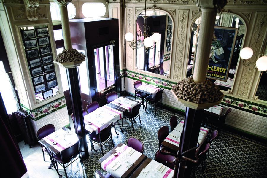 Restaurant Aux Lyonnais Salle principale