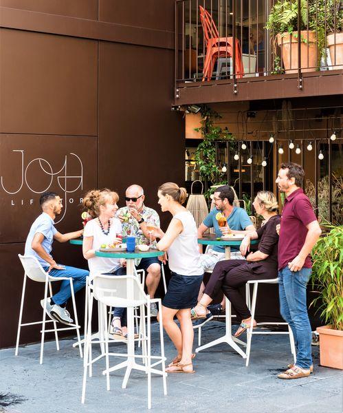 JOYA Lifestore JOYA Lifestore terrasse