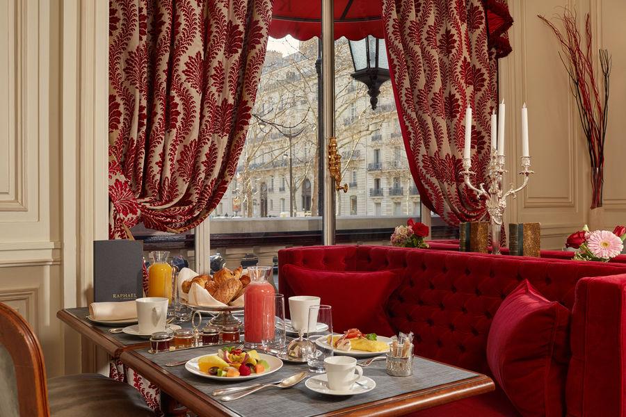 Hôtel Raphael Paris ***** Restaurant, petit-déjeuner