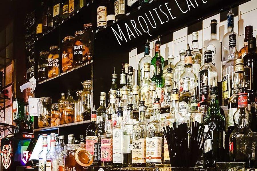 La Marquise Café 9