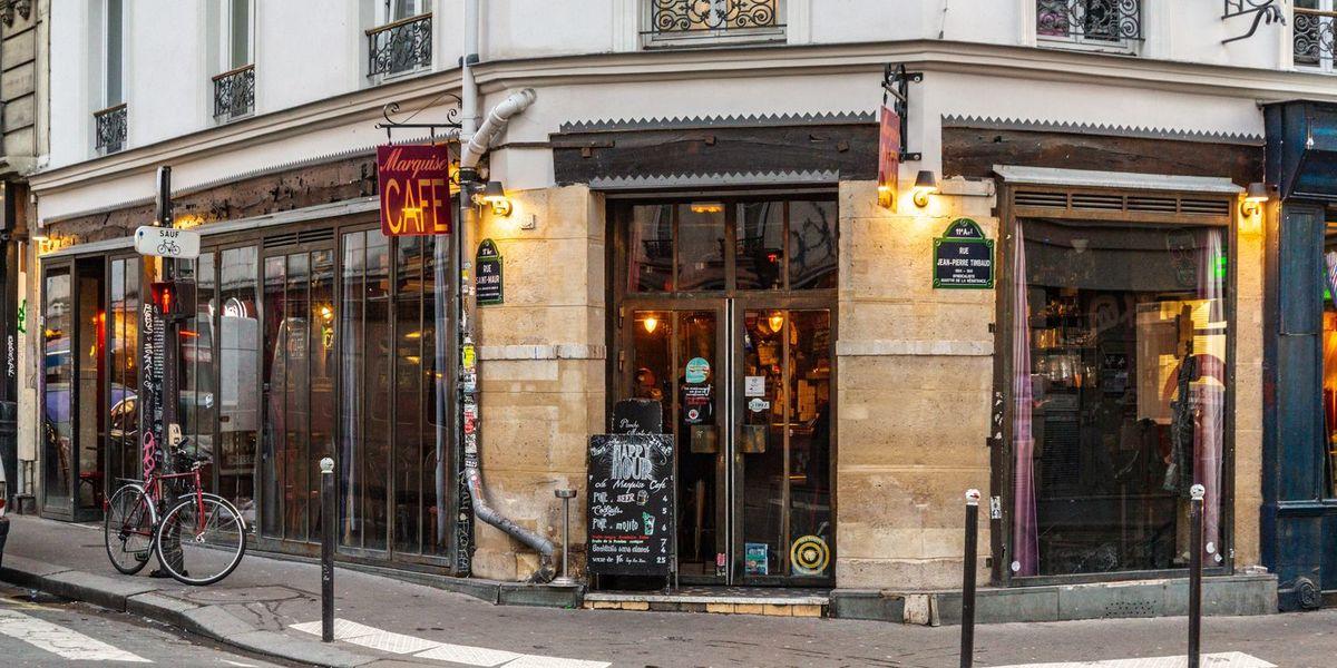 La Marquise Café 1