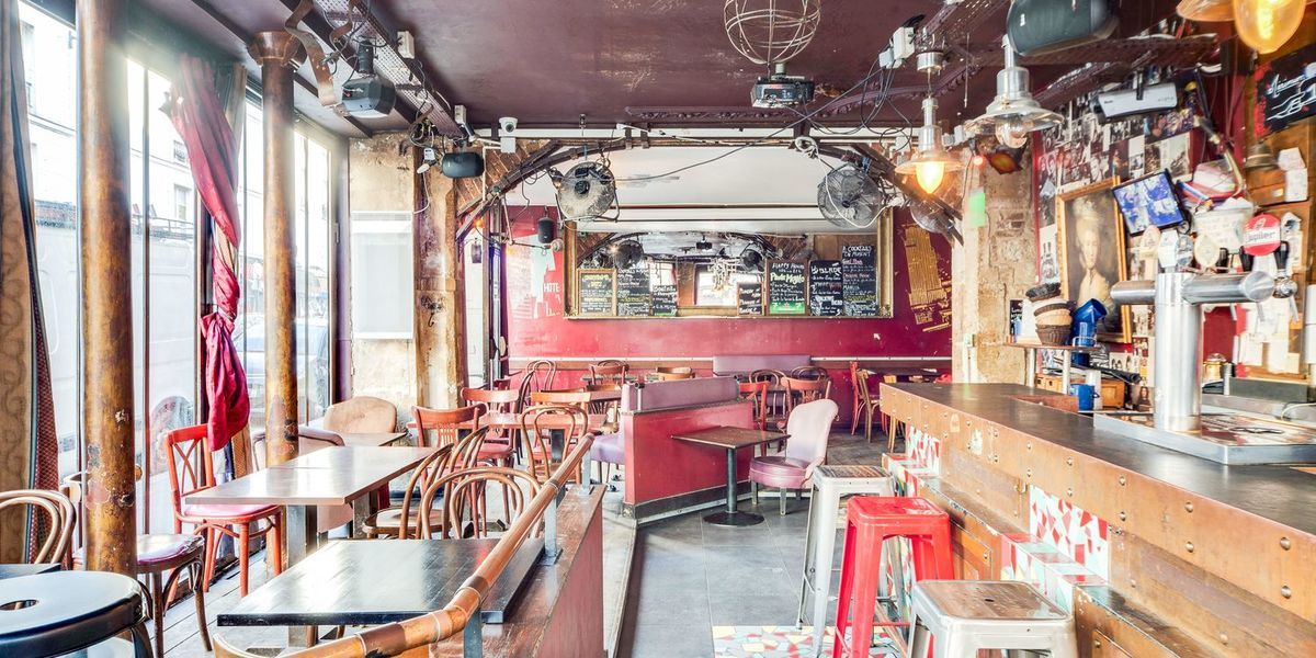 La Marquise Café 2