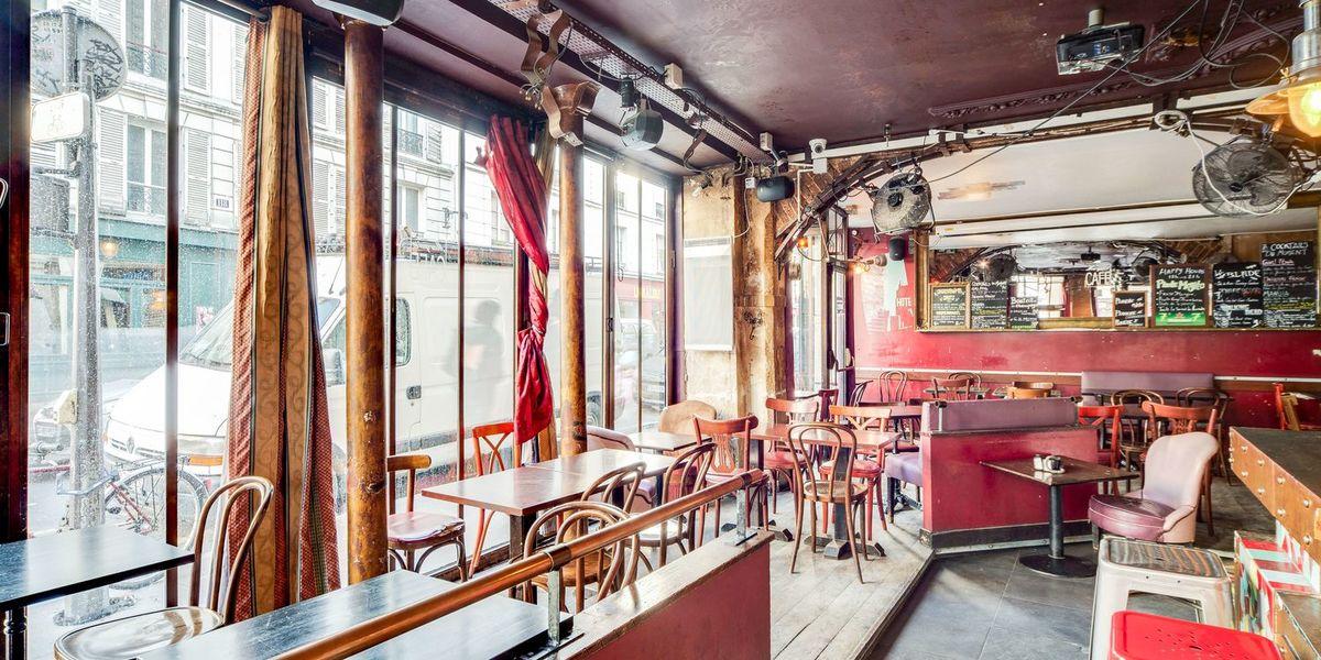 La Marquise Café 6
